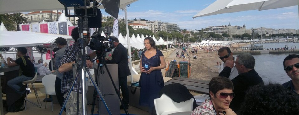 Cannes 2012 - RAI TV