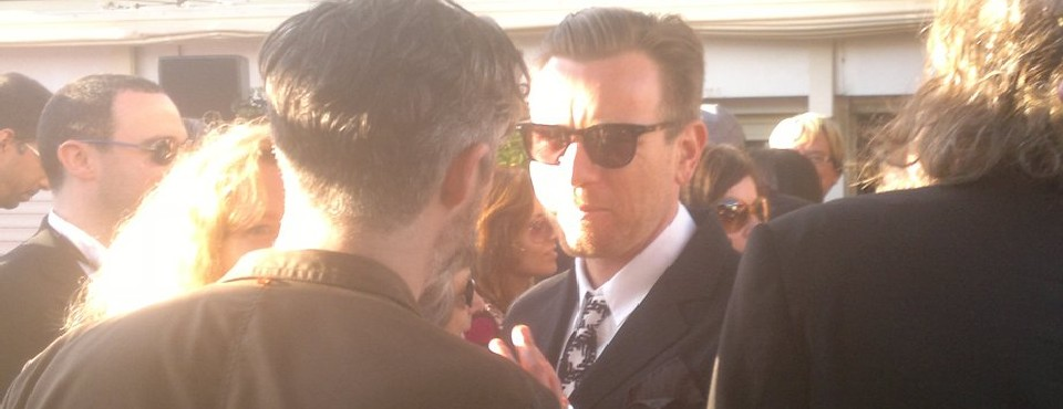Cannes 2012 - Ewan McGregor