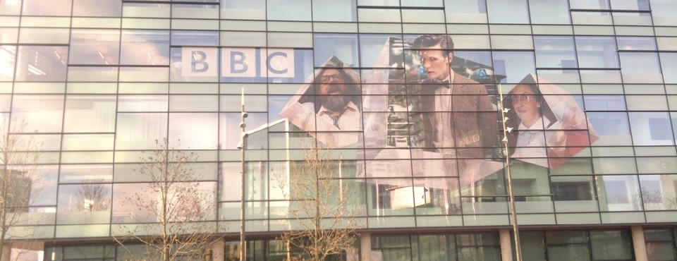 BBC Media City Salford