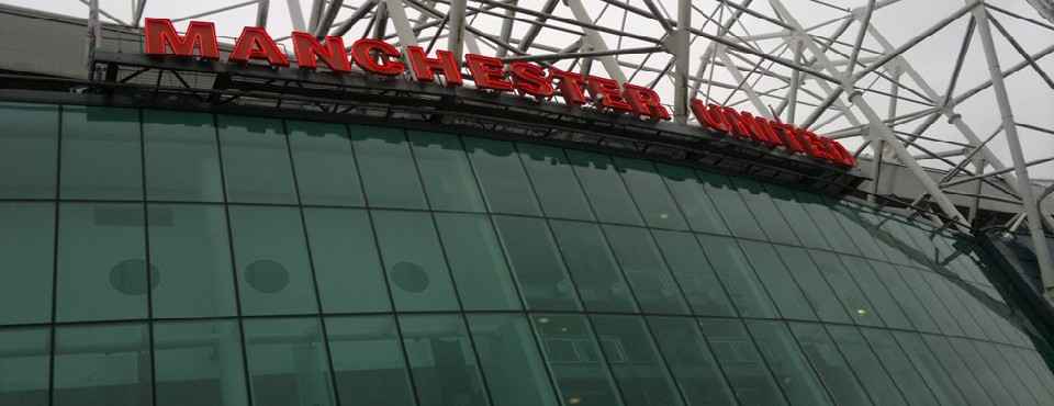 Old Trafford Stadium Salford Quays